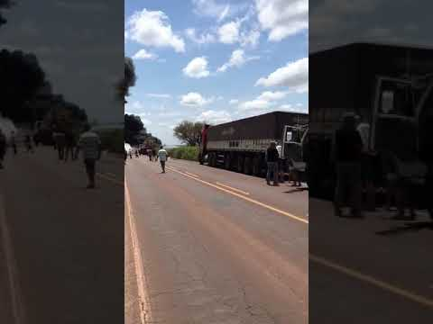 Sergipano morre em grave acidente no Mato Grosso do Sul