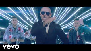Static  Ben El, Pitbull - Further Up (Na, Na, Na, Na, Na) (Video)