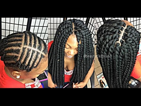 #129. MOST NATURAL LOOKING CROCHET TWIST ; JBSHAIR.COM