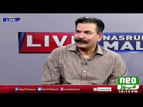 Rangers In Punjab | Live With Nasrullah Malik 10 September 2016