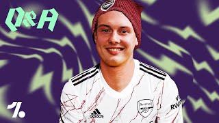 Würde Julian Brandt zu Arsenal passen? OneFootball Q&A