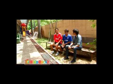 Kids sport ทีมฟุตซอล ศูนย์เยาวชนบ่อนไก่