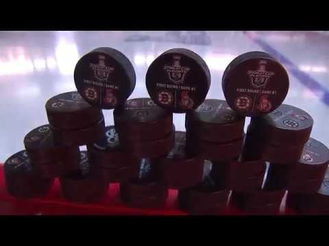 Boston Bruins VS Ottawa Senators playoffs 2017 Round 1 Game 1