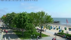 Insel Föhr, Sandwall live