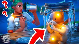 EXTREME KIT Hide & Seek! (Fortnite Challenge)