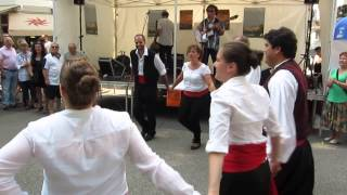 SYRTOS e.V. Auftritt (Ballos) auf dem Eppendorfer Weg Straßenfest 2013