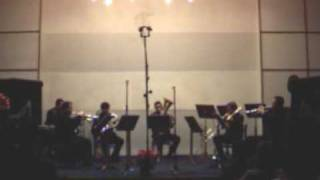 Sofia Brass Quintet play Paul Nagle: The Roaring Twenties