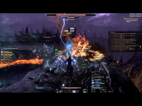 ESO - vMA (pet sorcerer build) - Theater of Despair (Stage 9, Final Round) Mp3