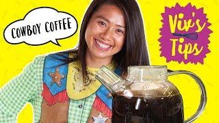 How to Make Cowboy Coffee | VIV
