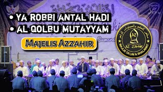 Download AL QOLBU MUTAYYAM & YA ROBBI ANTAL HADI AZZAHIR | CIPTO FEAT MUSATFIDZ | MAJELIS AZZAHIR PEKALONGAN