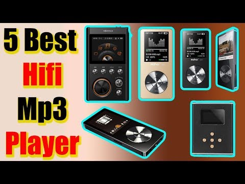 5 Best Hifi Mp3 Player