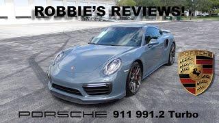 ROBBIE'S REVIEWS - 2017 Porṡche 911 Turbo