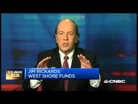 Jim Rickards: IMF To Add Chinese Yuan To SDR Currency Basket