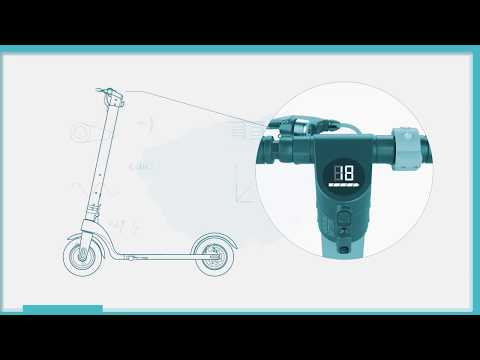 Gestión inteligente de la batería | Bongo Serie A