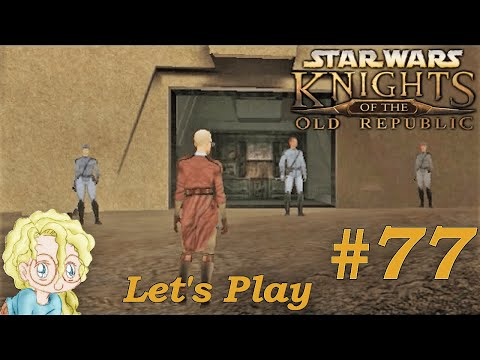 Let's Play Knights of the Old Republic - (77) Kill everyone!