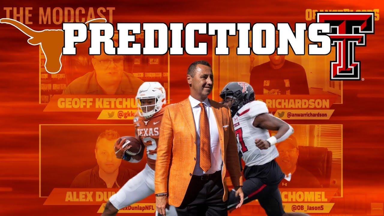 Texas Tech football: 3 predictions for Red Raiders vs. Texas