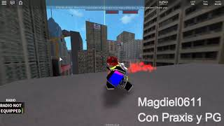 Hard tricks - Parkour roblox con Mag, Nova, Vergil y SoyPianer