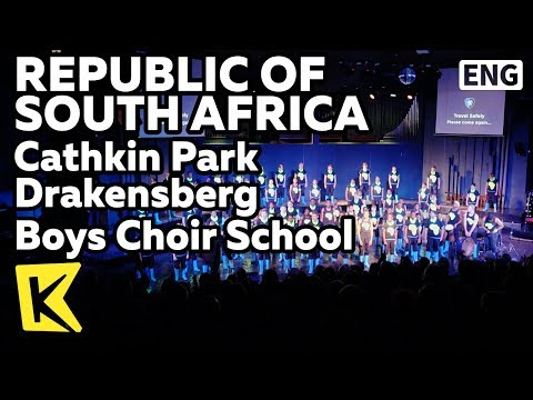 【K】South Africa Travel-Cathkin Park[남아공 여행-캐스킨 파크]드라켄즈버그 소년 합창단/Mdedelelo/Drakensberg Boys Choir
