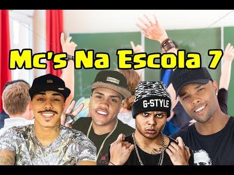 Mc's NA ESCOLA 7 (Mc Lan,Mc Davi,Mc Livinho e Mc Zaac...)