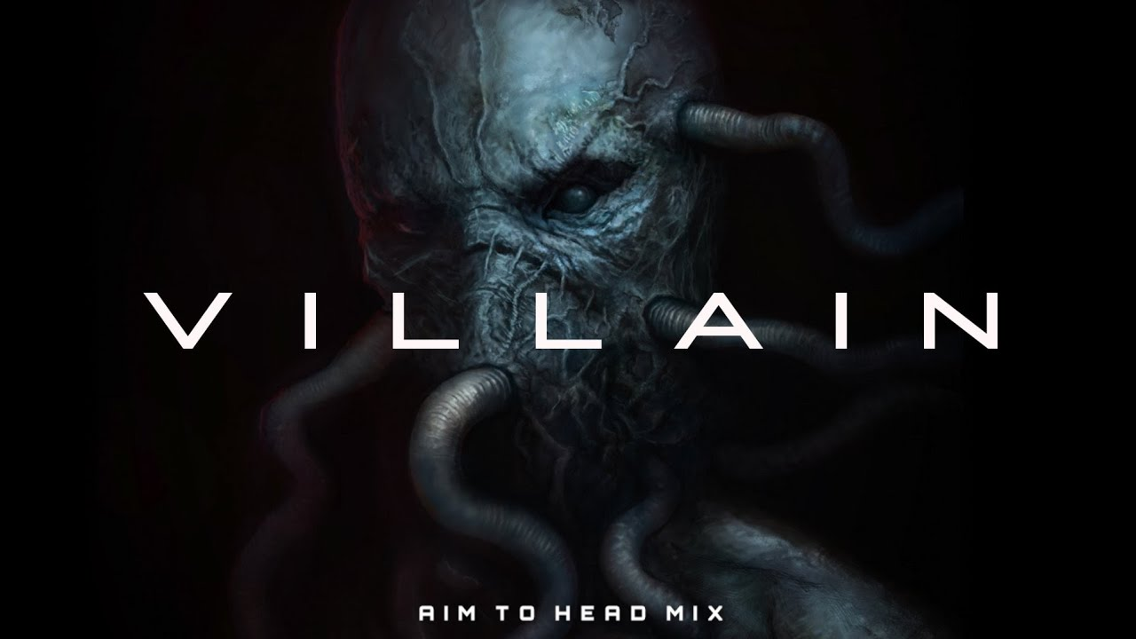 Dark Techno / EBM / Industrial Mix 'VILLAIN'