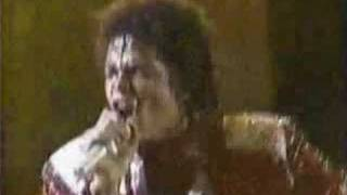 Michael Jackson -Streetwalker music video