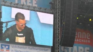 DJ Atoine Technik Absturz die zweite.. er kotzt ab