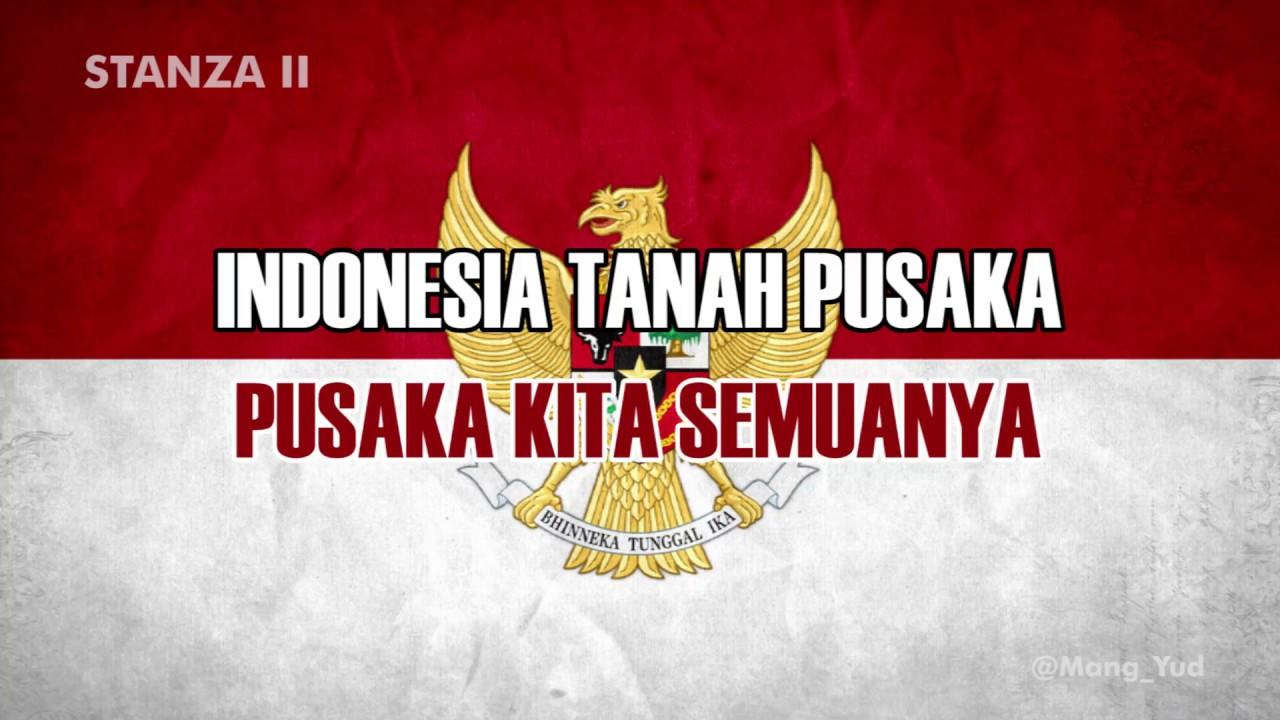 Full Album - Lagu Indonesia Raya 3 Stanza
