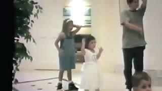Ariana Grande home video with Frankie Grande