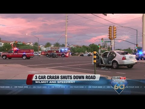Wilmot and Speedway Crash