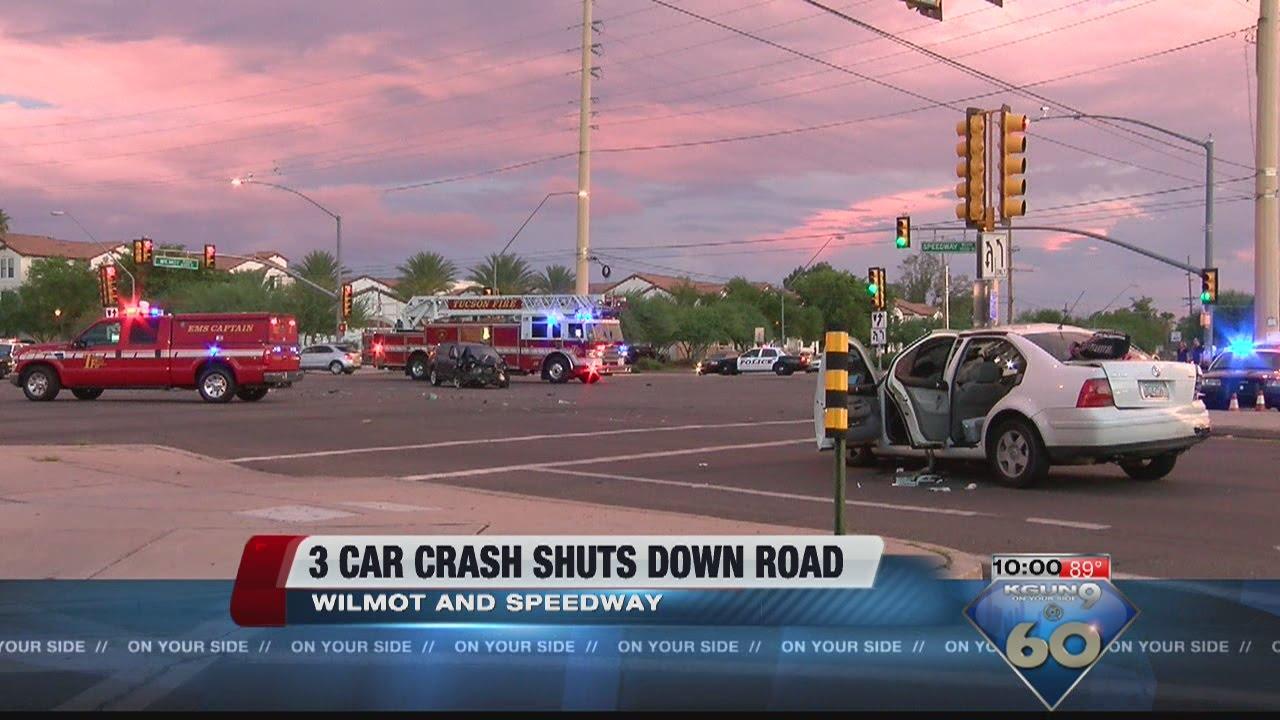 Car Accident Wilmot