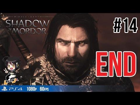 Middle-earth Shadow of Mordor[Pt14] END: ศึกตัดสิน วันแห่งการสิ้นยุค