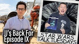 JJ Abrams Returns, Is Poe Force Sensitive? Star Wars Talk Tuesdays