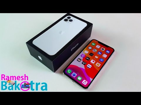 Apple IPhone 11 Pro Max Unboxing And Full Review