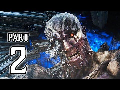 Final Fantasy XV Walkthrough PART 2 (PS4 Pro) No Commentary Gameplay @ 1080p HD ✔