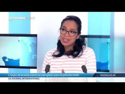 Madagascar : Ketakandriana Rafitoson, Transparency International Madagascar