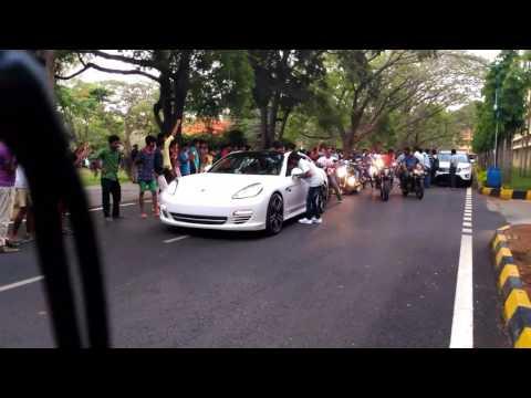 Auto Expo At SJCE Mysore- INDIA.