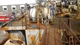видео Утечка фреона внутри воздухоохладителя