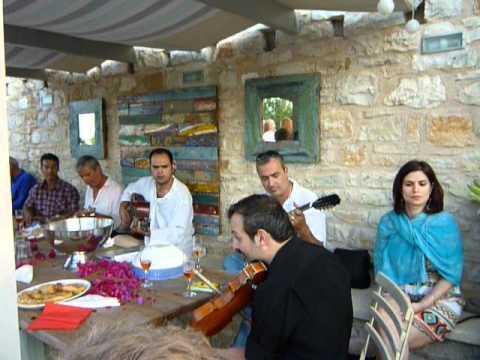 Amazing Greek Band in Paxos