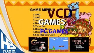 How To Run Super Game VCD 300 Games in Windows  2017