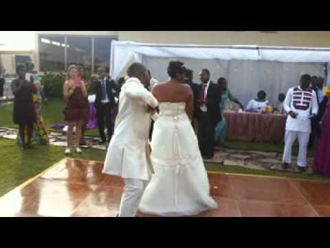 abeiku santana wedding dance