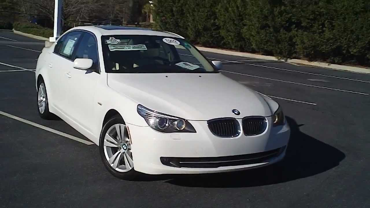 2009 BMW 528i - Five Star Chevrolet Used Cars - Florence, SC - YouTube
