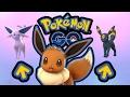 100% Evoli-Entwicklung → Psiana & Nachtara Trick | Pokémon GO Deutsch #210