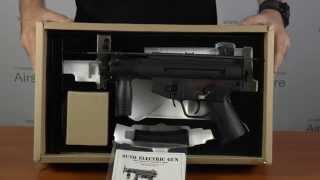 обзор автомата (Cyma) CM041K MP5 Kurz