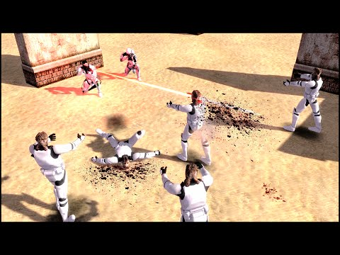 SUDDEN DEATH ZOMBIES - Star Wars: Arena Gameplay