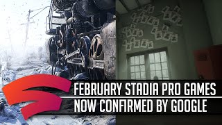 February Pro Games