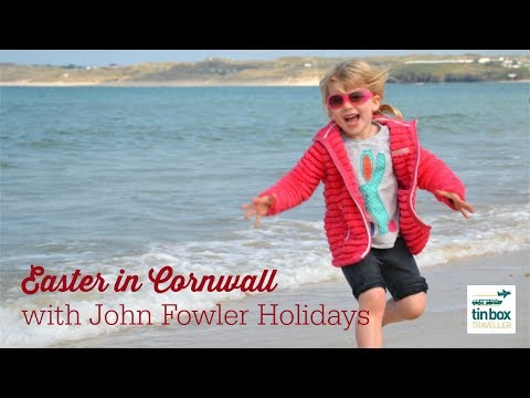 A week in Cornwall with John Fowler Holidays and Visit Cornwall #ad
