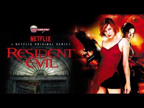 'Resident Evil' vai virar série na Netflix e ganhar reboot nos cinemas