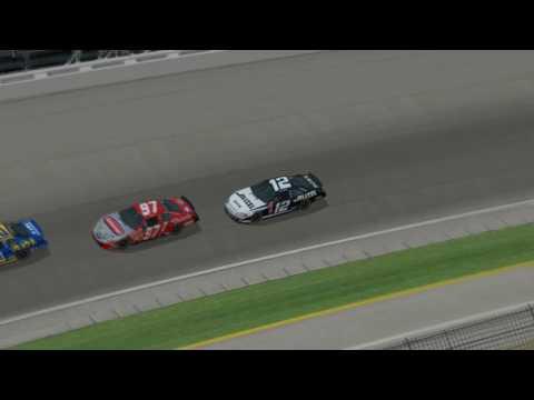 Obnoxious Redneck Commentating NASCAR