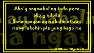 Luha  (Lyrics) - Repablikan