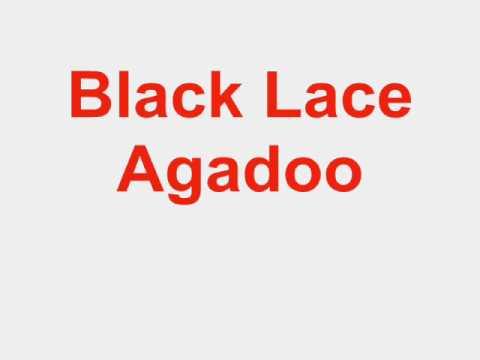 Black Lace - Agadoo